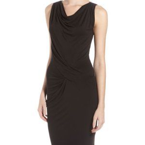 Michael Kors Black Cocktail Dress Size Medium